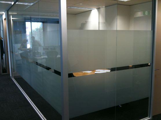 Office Frosting Sydney