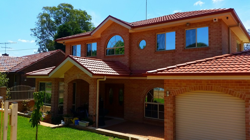 House Window Tinting in Westmead