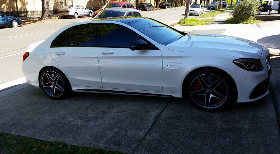 Car window tinting sydney