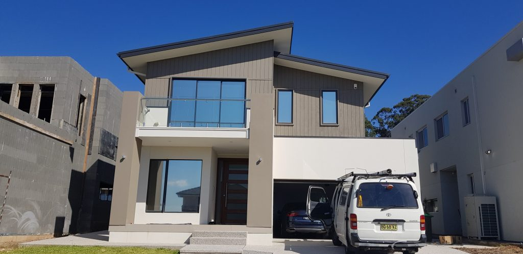 Home Window Tinting in Leppington