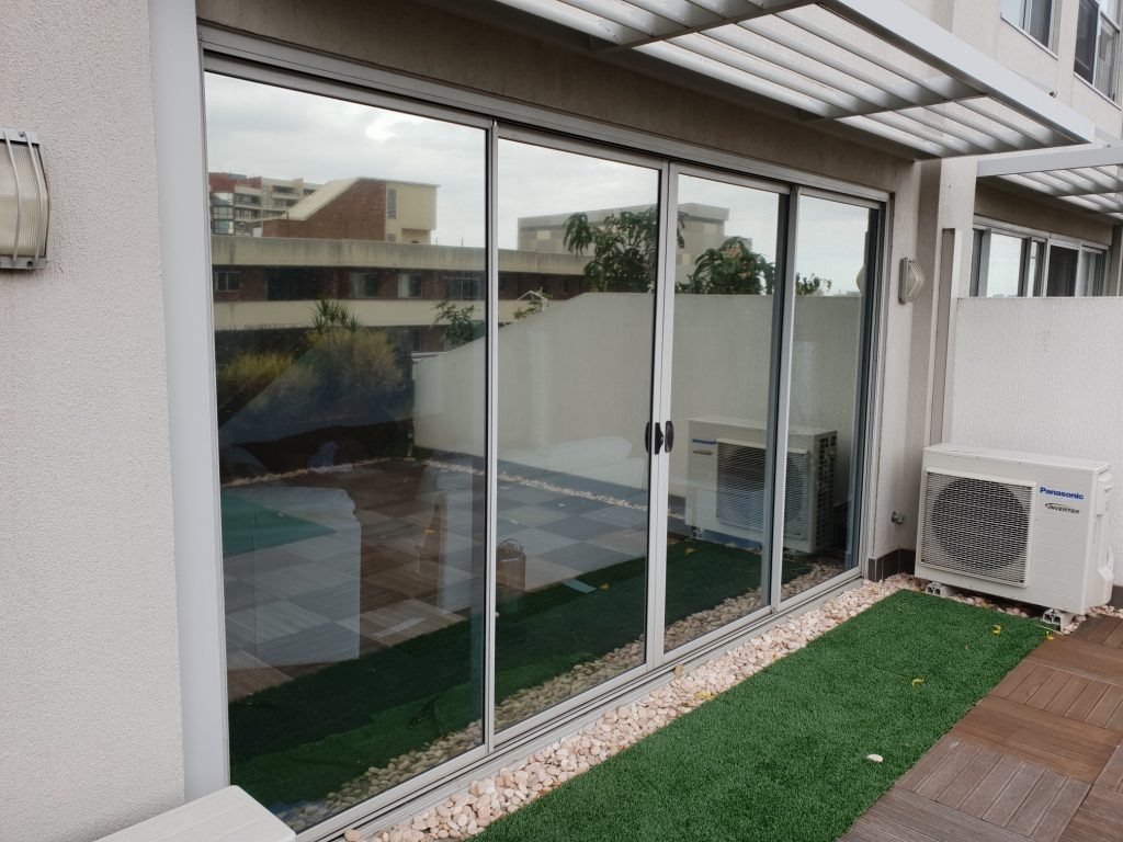 Apartment Window Tinting in Parramatta